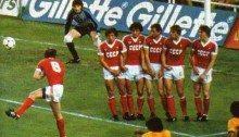 In foto: la nazionale sovietica nel 1982