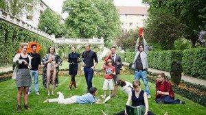 """La """"Haus Bartleby"""" propone uno stile di vita alternativo proprio nella nazione simbolo del capitalismo"""