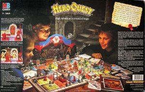 HeroQuest: un gioco da tavolo che ha fatto la storia.
