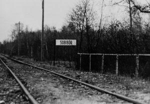 Sign at Sobibor