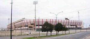 "Lo stadio ""Erasmo Iacovone"""