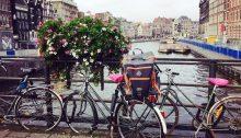 Amsterdam: capitale europea delle biciclette