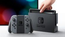La Nintendo Switch uscirà il 3 marzo in Italia
