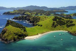 """La Nuova Zelanda è al centro di un'emigrazione """"di lusso""""."""