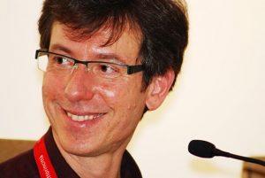 """Giovanni del Ponte è l'autore di """"Enigma di Gaia"""""""
