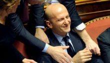 Augusto Minzolini, senatore di Forza Italia