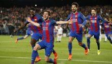 Il Barcellona ha firmato pochi giorni fa la rimonta più incredibile di sempre.