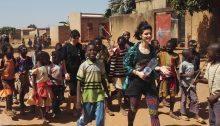Ilenia in Burkina Faso