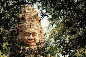 Angkor Wat è il sito turistico più famoso della Cambogia