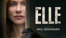 "Isabelle Huppert è la protagonista di ""Elle"""