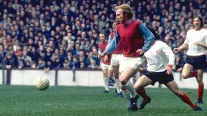 Bobby Moore, bandiera del West Ham