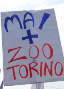 """Il 27 maggio scorso si è tenuta la manifestazione nazionale """"No Zoo"""" a Torino."""