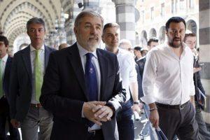 Bucci, il nuovo sindaco di Genova