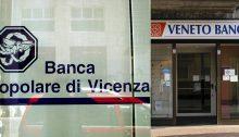 Banca Veneto e Banca Popolare di Vicenza sono sull'orlo del fallimento