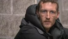 """Il senzatetto """"eroe"""" dell'attentato al """"Manchester Arena"""" del 22 maggio scorso"""