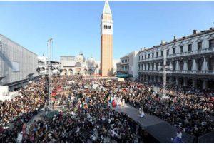 Venezia è il simbolo dell'esplosione del turismo globale