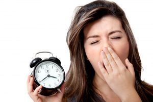 Le ore di sonno diminuiscono sempre di più, a causa di una vita stressante e ultratecnologica